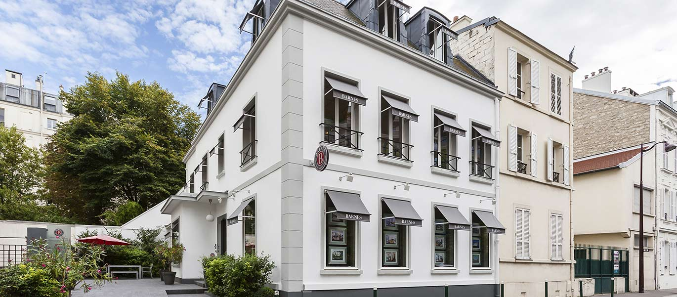 BARNES PIED-À-TERRE NEUILLY