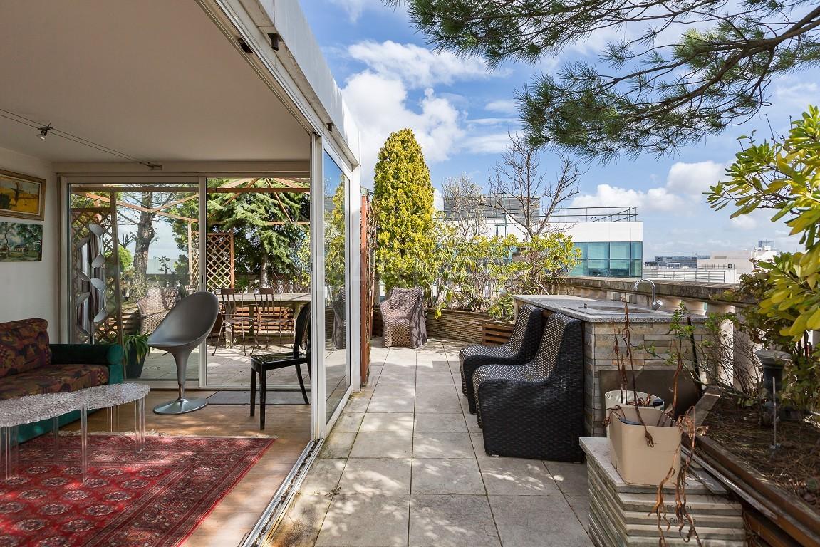 Vente appartement 2 chambres dernier etage terrasses - Chambre des notaires des hauts de seine ...