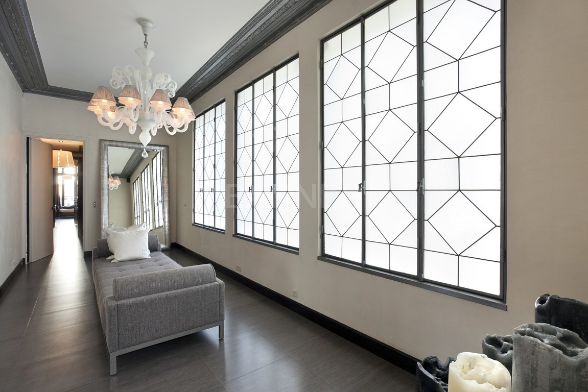 NEUILLY - BOIS - APPARTEMENT 8 PIECES - VOLUMES - VUE DEGAGEE picture 19