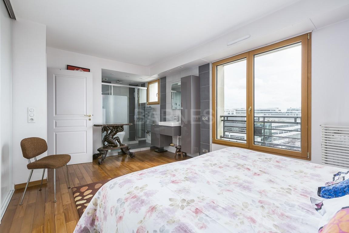 Vente appartement 2 chambres dernier etage terrasses - Chambre de commerce hauts de seine ...