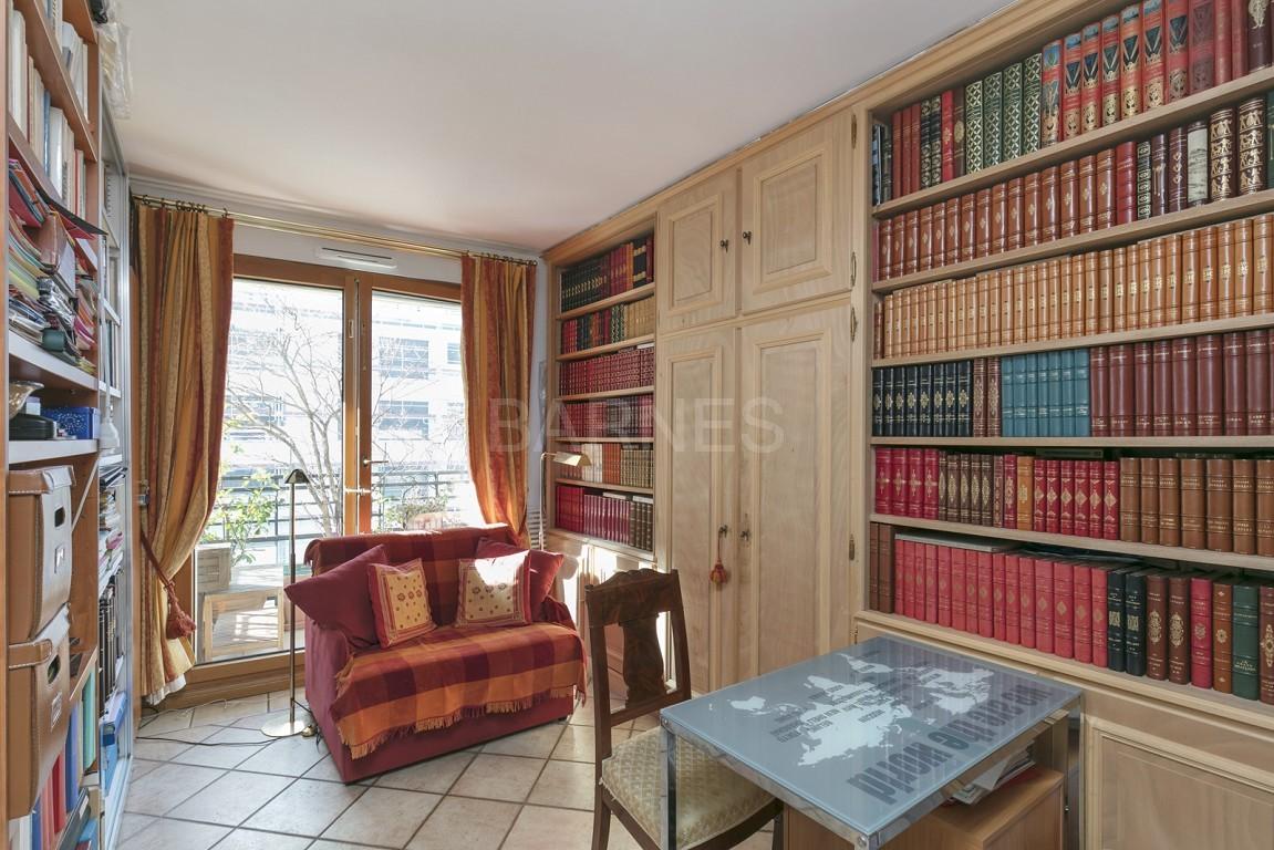 Appartement 4 chambres etage eleve balcons levallois - Chambre des notaires des hauts de seine ...