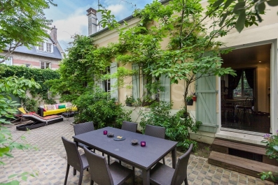 Vente immobilier boulogne billancourt barnes for Appartements et maison meudon