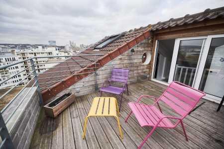 Appartement BOULOGNE BILLANCOURT - Ref A-77357