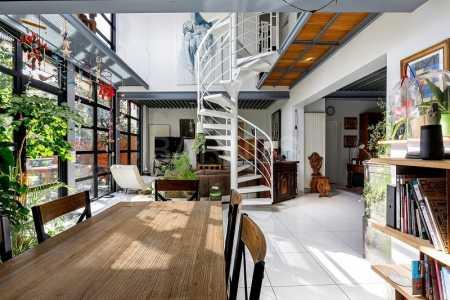 Maison d'architecte ISSY LES MOULINEAUX - Ref M-74993