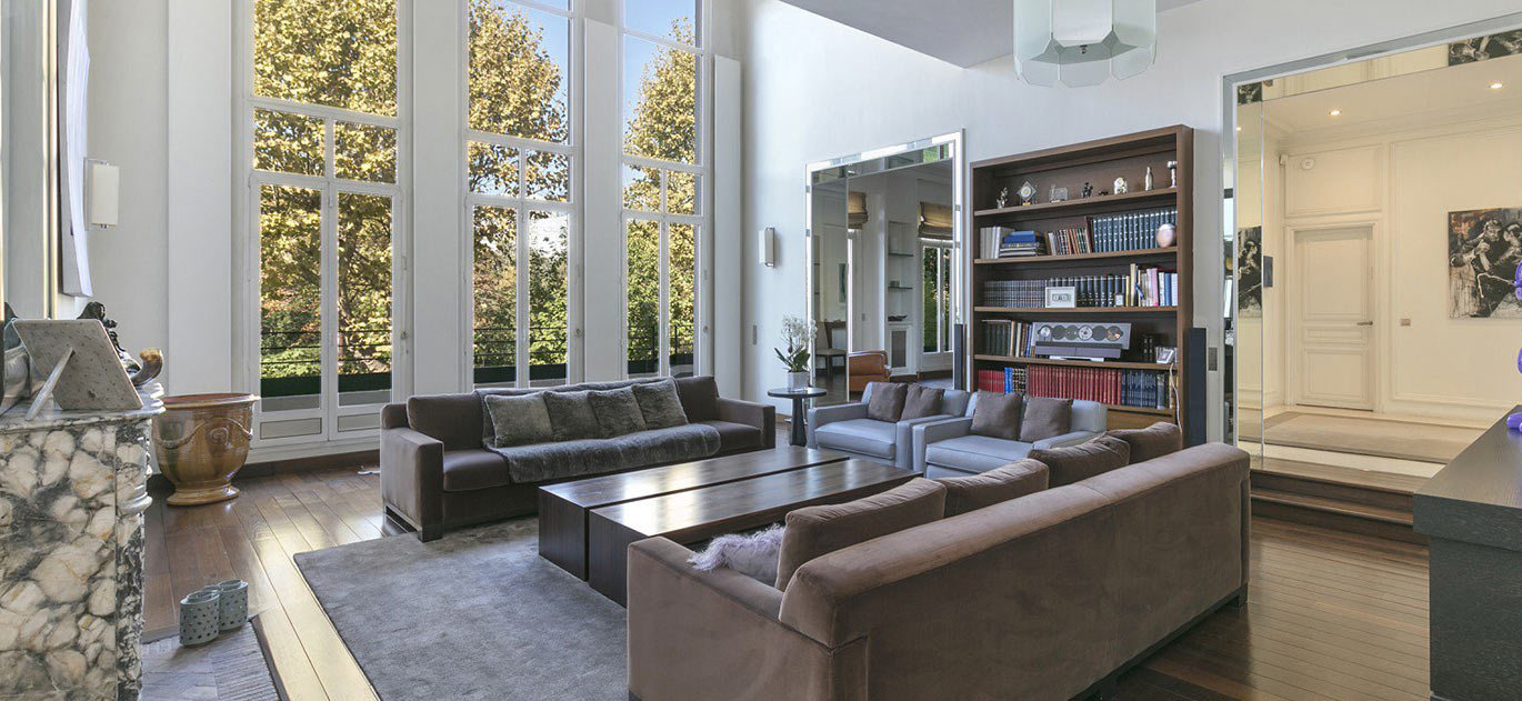 Neuilly-sur-Seine - France - House, 12 rooms, 6 bedrooms - Slideshow Picture 1