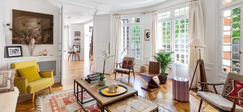 Garches - Francia - Casa, 9 cuartos, 4 habitaciones - Slideshow Picture 2