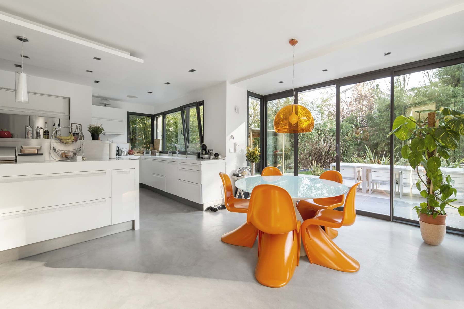 Garches - France - House , 15 rooms, 6 bedrooms - Slideshow Picture 2