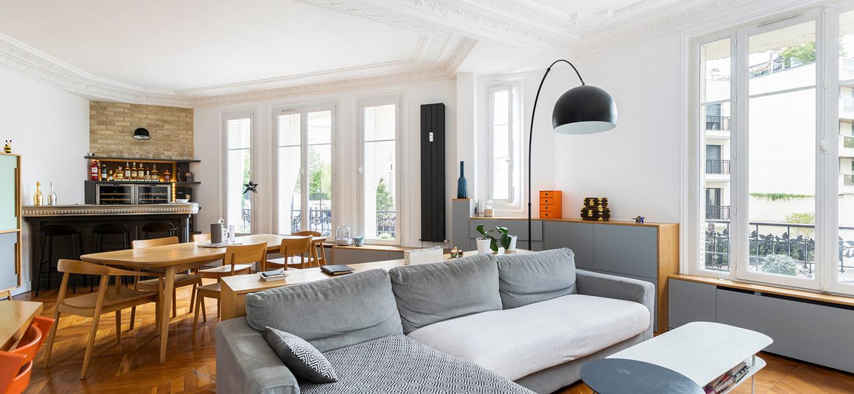 Neuilly-sur-Seine - Francia - Piso, 6 cuartos, 4 habitaciones - Slideshow Picture 4