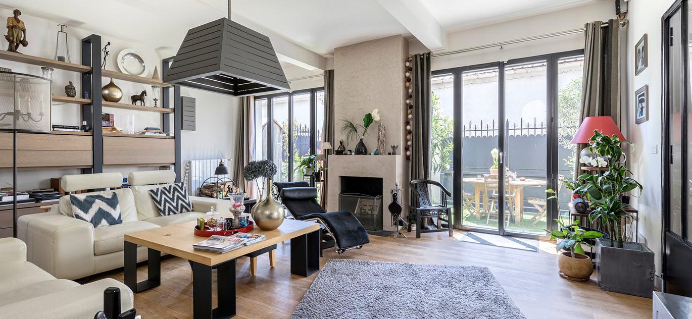 Courbevoie - Francia - Casa, 9 cuartos, 6 habitaciones - Slideshow Picture 4