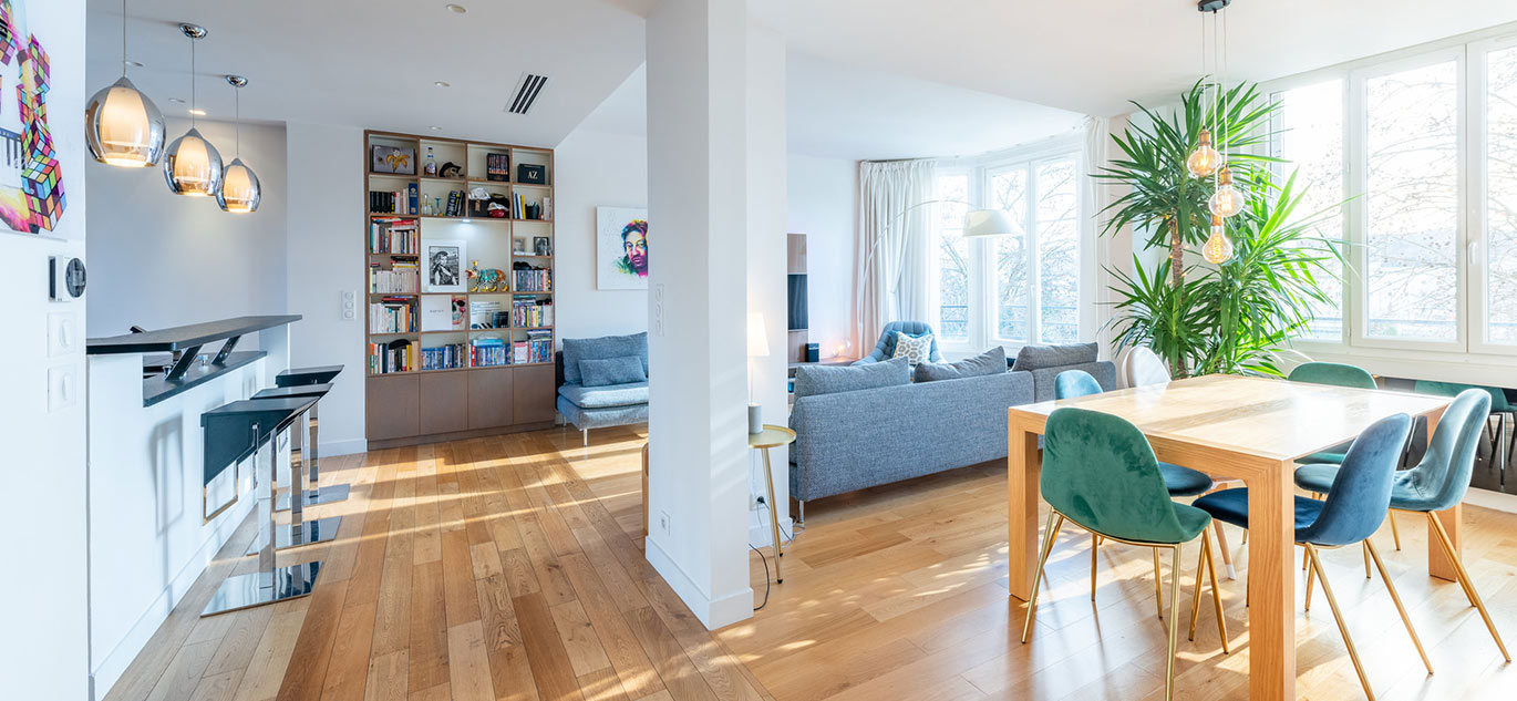 Boulogne-Billancourt - France - Apartment, 5 rooms, 3 bedrooms - Slideshow Picture 2