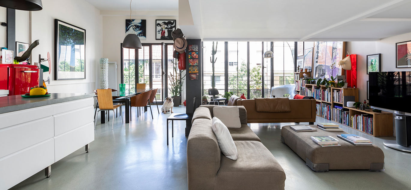 Montrouge - France - Apartment, 4 rooms, 3 bedrooms - Slideshow Picture 4