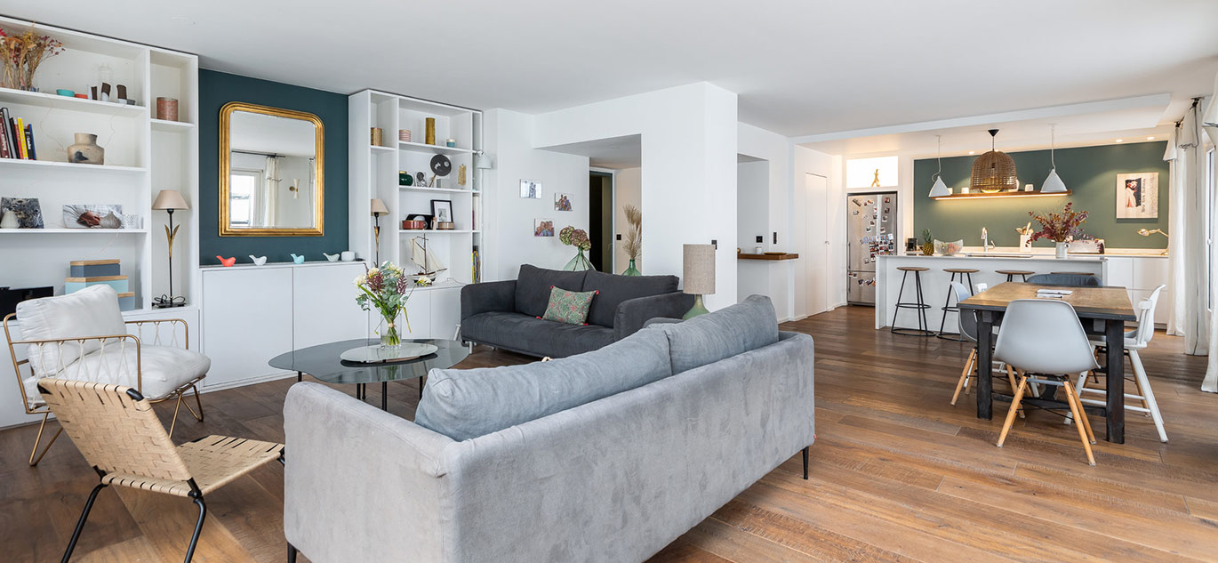 Levallois-Perret - France - Apartment, 6 rooms, 5 bedrooms - Slideshow Picture 5