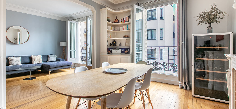 Boulogne-Billancourt - Francia - Piso, 4 cuartos, 2 habitaciones - Slideshow Picture 2