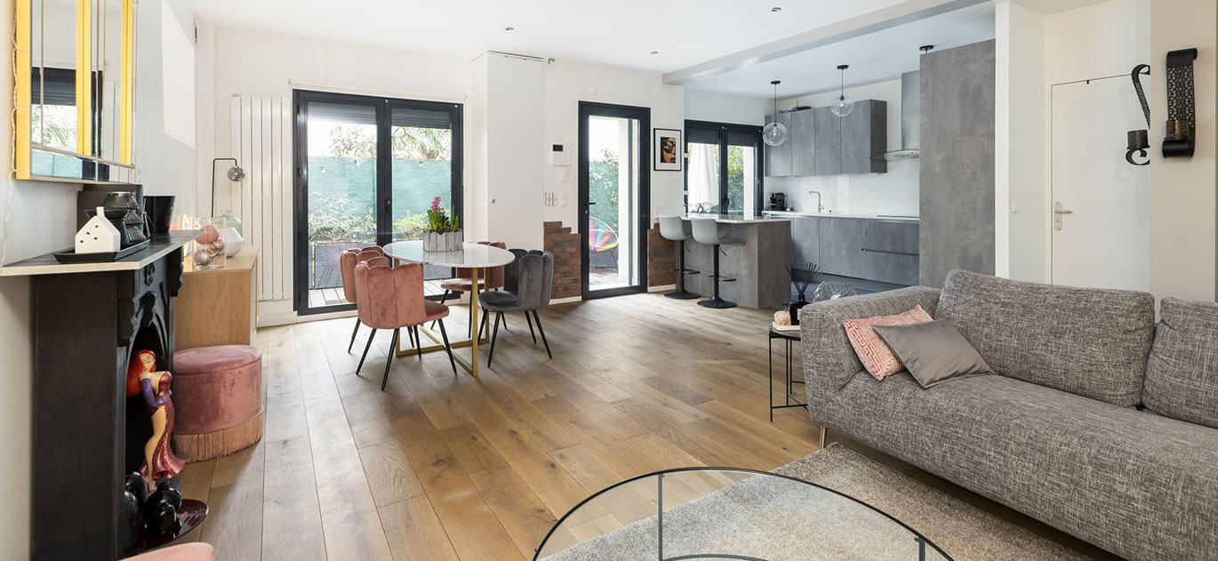 Levallois-Perret - France - House, 4 rooms, 3 bedrooms - Slideshow Picture 5