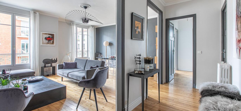 Boulogne-Billancourt - France - Apartment, 4 rooms, 2 bedrooms - Slideshow Picture 4