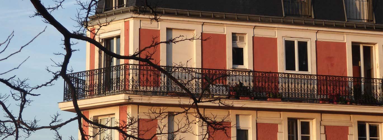Properties in Levallois-Perret