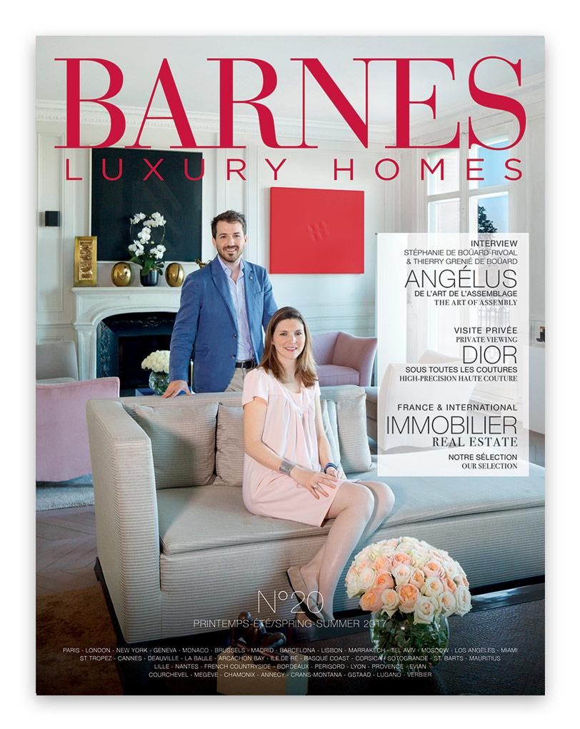 BARNES Luxury Homes