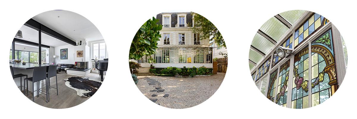 BARNES Hauts-de-Seine - Propriétés de charme à la vente à Courbevoie